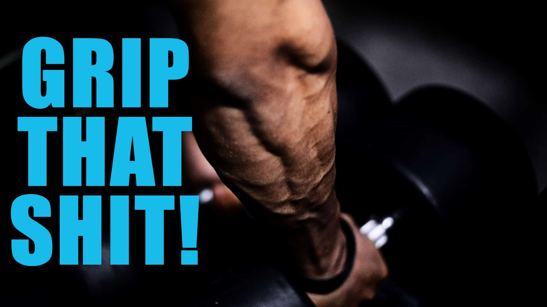 ULTIMATE Grip Technique: Weights will never slip again!