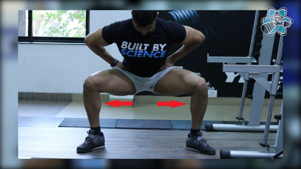 Extra wide stance squat | TARGETING INNER/OUTER QUADS | Possible or MYTH?