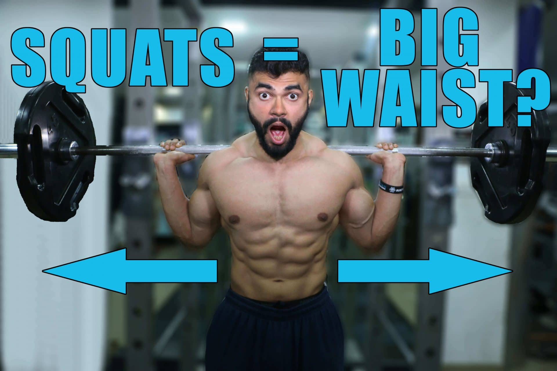 Do Squats & Deadlifts make the Waist THICKER?