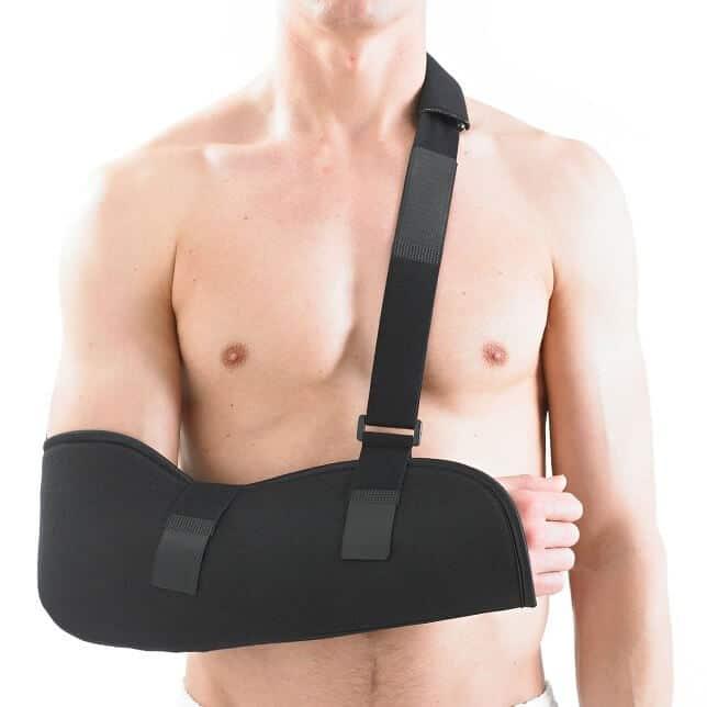 Shoulder Injury Cast | Shoulder Injury