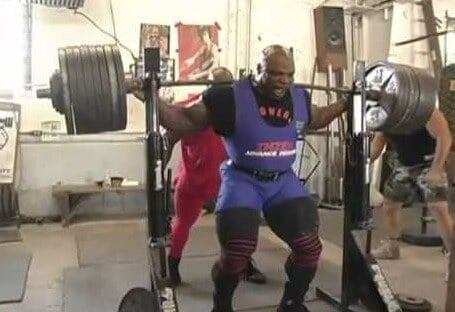 Ronnie Coleman Squat | | Why Strength & Aesthetics are INSEPARABLE | Powerlifting vs Bodybuilding