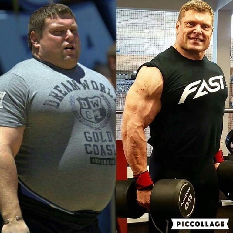 Strongman Fat Loss Transformation | Why Strength & Aesthetics are INSEPARABLE | Powerlifting vs Bodybuilding