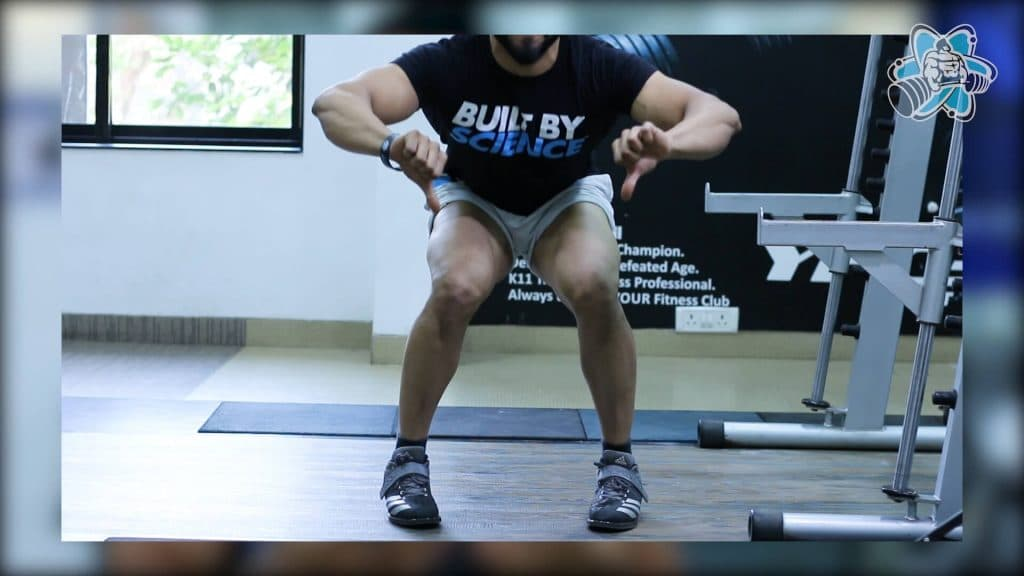 Narrow stance squat | TARGETING INNER/OUTER QUADS | Possible or MYTH?
