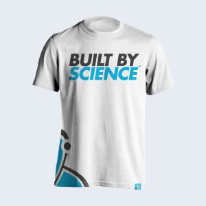 Built-By-Science-White-Tshirt-Front