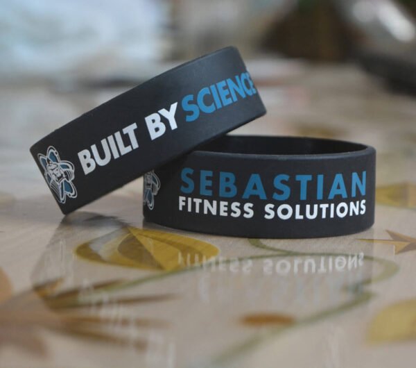 Built By Science Wristband